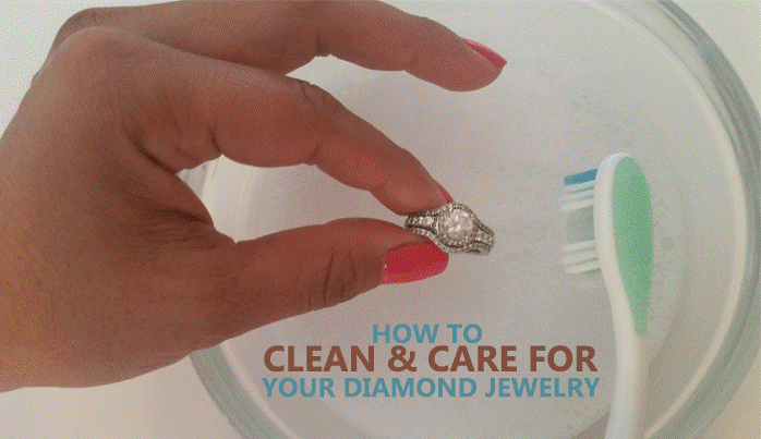 how to clean and care for your jewelry